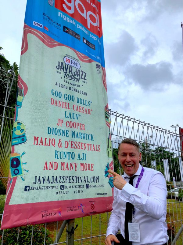 Jakarta Tourism Indonesien Indonesia Concierge Trip recommendation Empfehlung Einladung Gerry Botschaft Java Jazz