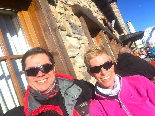 Skifahren Ski Urlaub OVB Rolf Melanie Butschkat Schulter Bruch PKV Prvate Krankenversicherung