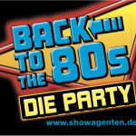 12.5.2018 Samstag ab 19 Uhr – Back to the 80´s – DIE PARTY Columbia Theater DJ frankie b. und Radio George Zampounidis