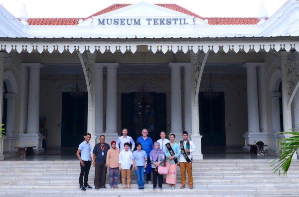 Cloud Restaurant Bar Empfang Jakarta Tourism Gouverment Concierge Gerry Textil Tekstil Museum IKI_7716 Rahma Almira Sherly Yuliana Fotograf Rizki Amriyadi