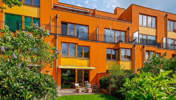 Reihenhaus 14055 Berlin Kauf Objekt ID 104605 O 56637 Ansicht Haus Rohrer Immobilien