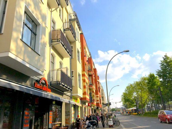 Warschauer Strasse Wohnung 10243 Berlin Kauf Objekt ID 104284 O 56586 Sanierter Altbau Wohnung ruhiger Hof Innenhof Rohrer Immobilien