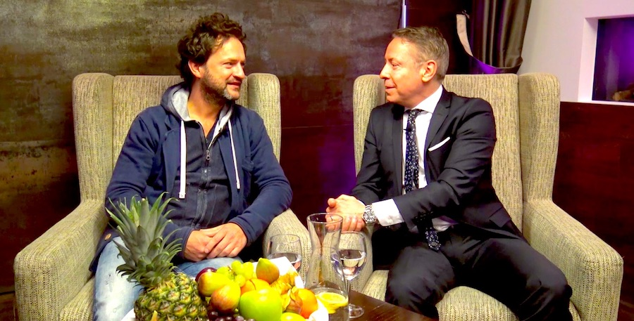 Nicolai Tegeler Schauspieler Jedermann Potsdam PERSOENLICH Interview Mercure Hotel MOA Berlin topfive top 5 blog vlog
