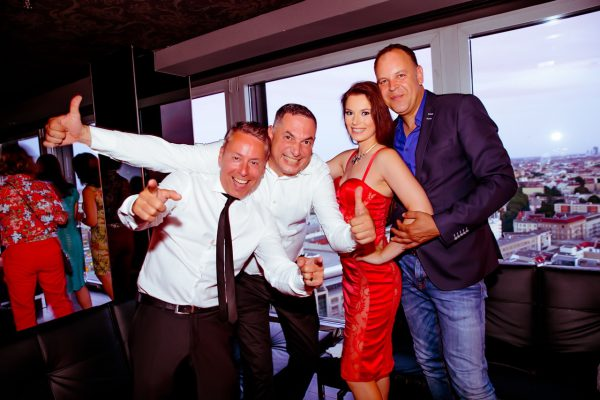 AFTER WORK DANCE 20th Europa Center Berlin Concierge Gerry Fotograf Adrian Real Estate Lounge Dino Marc 44979256