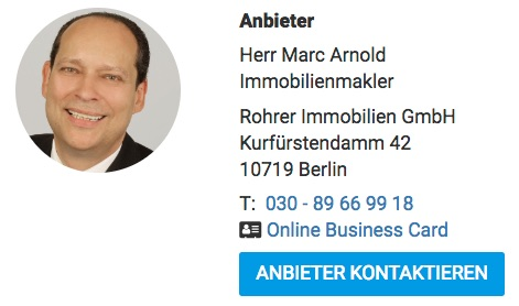 Rohrer Immobilien Immobilienmakler Marc Arnold Kauf Verkauf