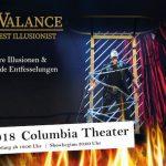 Sa. 08.09.2018 um 19 Uhr Peter Valance Live! – Erleben Sie Deutschlands besten Illusionisten im Columbia-Theater mit Show Illusionist und Zauberer