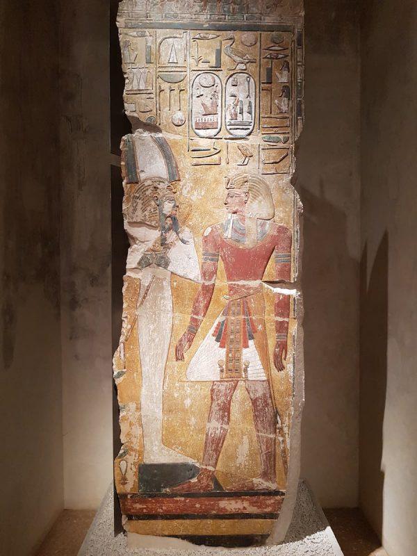 Julia Waulin Museum Berlin Aegypten Sightseeing Nofretete Stuck Gips 4