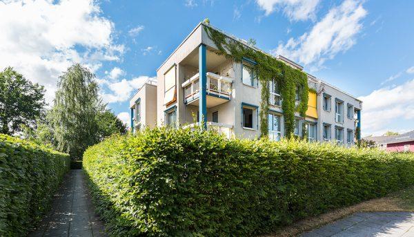 Wohnung 13127 Berlin Pankow Kauf Objekt 105184 O 56670 Kapitalanlage gefragt Wohngegend Rendite Außenansicht