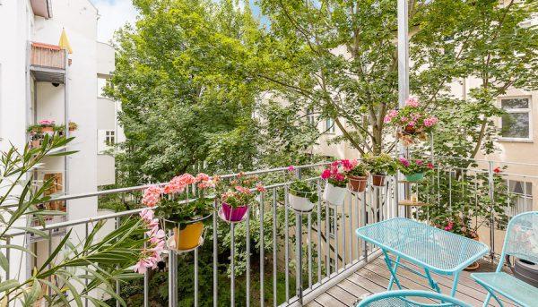 Balkon Wohnung 10717 Berlin Kauf Objekt 105014 O56673 Altbau Charme Bayerischen Viertel Rohrer Immobilien IMG_0098