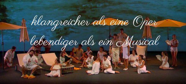 Oper Worte Berlin Giuliana Retali Konzert Auffuehrung