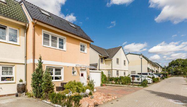 Reiheneckhaus Ludwigsfelde Kauf Objekt 105723 O 56725 Reihenendhaus Gartenstadt Ahrensdorf Ludwigsfelde