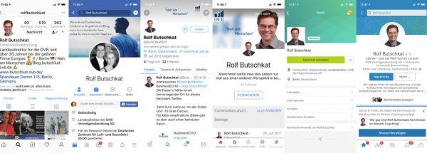 Rolf_Butschkat_Socials_Bilder Account Instagram LinkedIn Xing