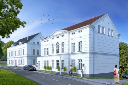 PUTBUS Immobilien Investment Abschreibung Altbau Denkmal Schutz OVB Butschkat Foto Suedwestimmobilien Wohnzimmer Fassade