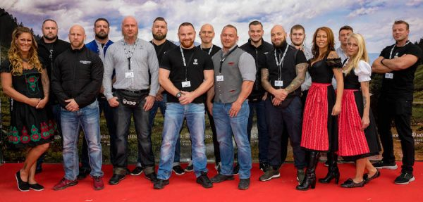 Sicherheit Security Team Michael Schellbach SDG Hofbraeu Berlin Oktoberfest Fotograf Joerg Unkel PhotoConcierge 180922_Ho_2230