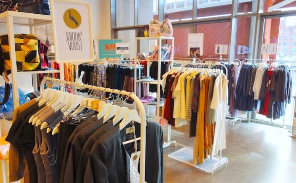 FASHION EXCHANGE Fashion Week Heckmann Hoefe Werkhaus FAEX Pop Up Store 4