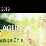 Fr. 1.3.2019 ab 19 Uhr Die Schlager Party – Frühlingsgefühle präsentiert von e-concierge in der wunderschönen AmberSuite