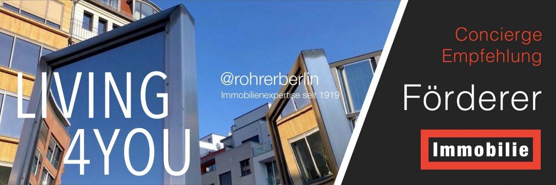 Rohrer Immobilien Immobilienexpertise 1919 verkaufen verwalten Concierge Foerderer Gerry Service