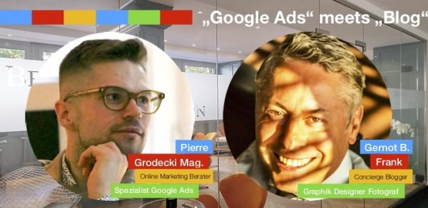 Google Ads Blog Event Ming Business Center Pierre Grodecki Gerry Concierge