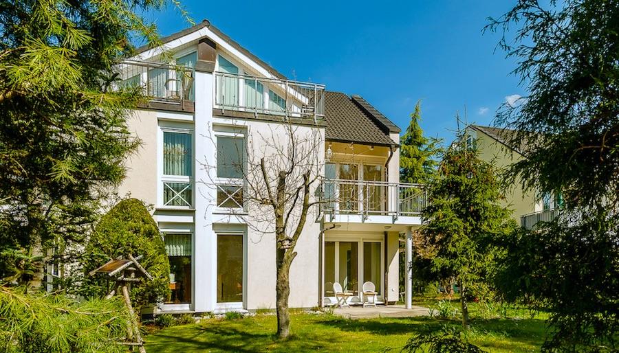 Doppelhaushaelfte Haus Einfamilienhaus 15738 Zeuthen Kauf Objekt ID 107639 O-62885 Zeuthener See Wohnzimmer Rohrer Immobilien Makler