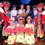 25 Jahre Städte-Partnerschaft Berlin-Jakarta 2019 – Veranstaltung Ellington Hotel – CLASSIC REMISE BERLIN – KaDeWe Wintergarten Restaurant
