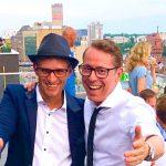 """Sa. 13.07.2019 20h – """"Summernight City Party"""" Wartehalle Berlin am Nordbahnhof präsentiert von ShowConcierge Frank Berkholz"""