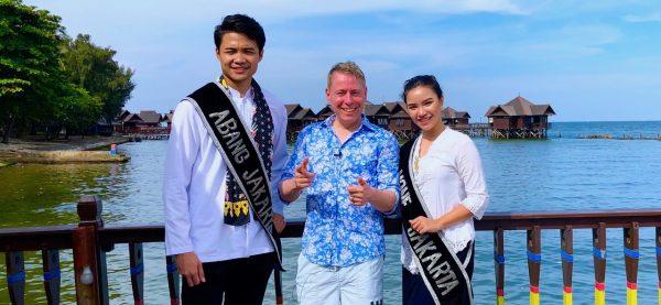 2018 Jakarta Tourism Indonesien Indonesia Concierge Trip recommendation Empfehlung Einladung Gerry Botschaft Java Jazz 1000 Inseln Miss Mister IMG_E9479