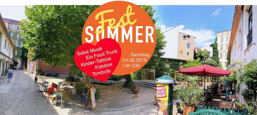 Sommerfest Heckmann Hoefe 5 Jahre Kreativ Quartier Blog Concierge Empfehlung Event Fest Jubilaeum Blog