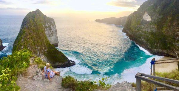 2019 Panorama Meer Berlin Erlebnisse Nicole Ringel ehem Woykos Bali Reise Hochzeit Städtereise Jakarta