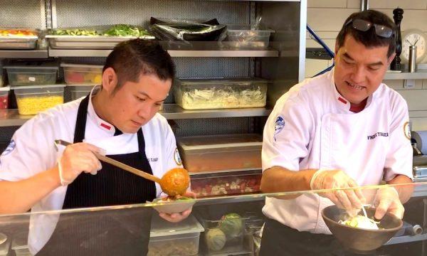 2019 Vindex Valentino Tengker Chef Sudarius Tjahja Jakarta Cuisine Stars Cooking Gerry Concierge