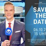 """Mi. 06.10.2020 15:00h Live aus Berlin – Immobilienbericht 2020 Neu und aktuell mit TV-Moderator Manuel Koch – DAVE-Immobilien-Netzwerk Diskussionen und """"Perspektiven Zukunft"""""""