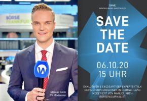 2020 Manuel Koch TV Moderator DAVE Immobilien Netzwerk Partner Event Online Immobilienbericht Boerse Blog Concierge Berlin