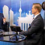 Sebastian Czaja, Abgeordneter und Fraktions-Vorsitzender der Berliner FDP im Immobilien-Podcast mit Corvin Tolle