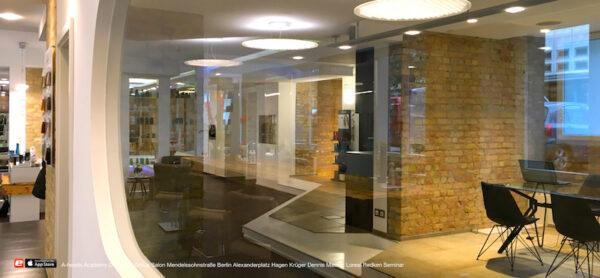 A-heads D Machts Group Salon Friseur neu Mendelssohnstrasse 27 Berlin Alexanderplatz Dennis Loreal Redken aheads Style