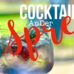 """Fr. 04.06.2021 18:00h – Cocktails an der Spree – Open Air Event direkt mit Blick aufs Wasser am """"Hackescher Markt""""."""