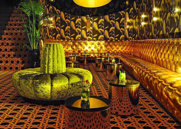 Liberate Party econcierge Concierge Gerry Terrassen Freunde Gold Room Lounge