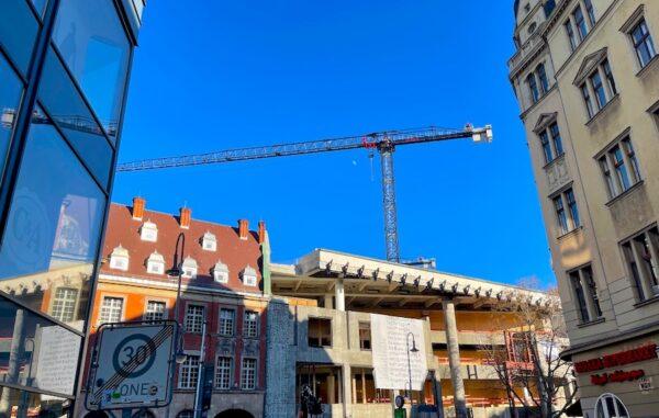 EntChemiesierung Baugewerbe bauen Veredelung Versiegeln Silikate Beton CO2 Klima DIN Bau Neubau Center