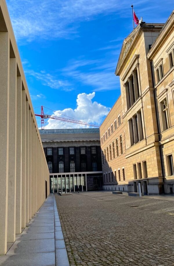 Berlin Haus Bau Denkmal Dom Schloss Museum