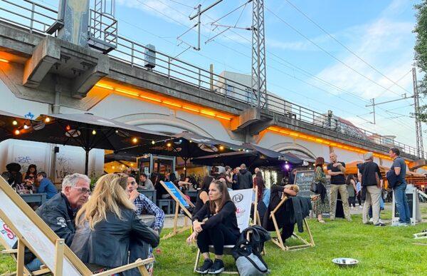 EntChemiesierung Baugewerbe bauen Veredelung Versiegeln Silikate Beton CO2 Klima DIN Restaurant Bahn