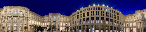 Mein-erster-StadtSchloss-Innenhof-Besuch-Humboldt-Forum-eroeffnet-ausstellung-panorama