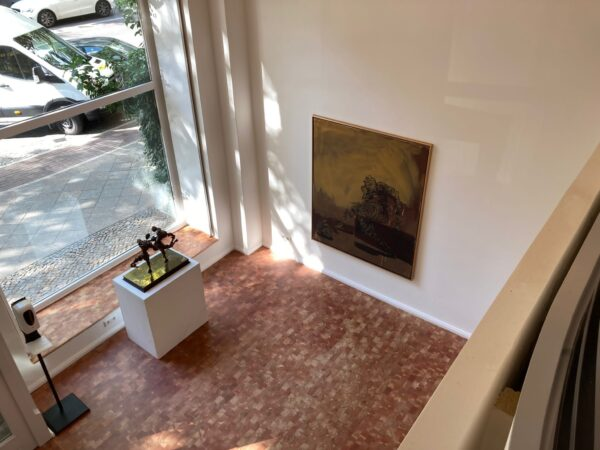 Janet Grimm Vernissage Jonas Hoedicke Vernissage Kunst Kuenstler Bilder Kunstwerke Skulpturen Concierge Blog Skulpur Duell